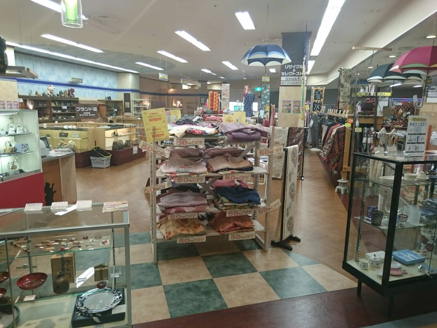 リサイクルショップ ジャムルKはくさん街道市場店の画像1