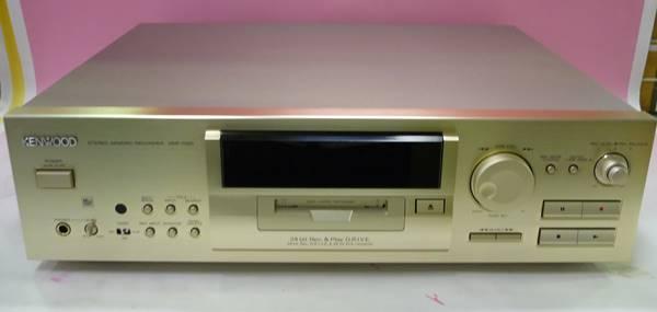 KENWOOD  ステレオミニディスクレコーダーの買取IN石川県金沢市