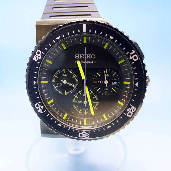 SEIKO セイコー ジウジアーロ 7T12-0AV0 腕時計の写真