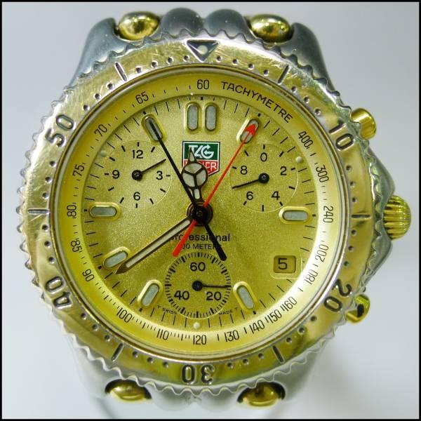 タグ・ホイヤー TAG HEUER クロノグラフ 腕時計の宅配買取実績