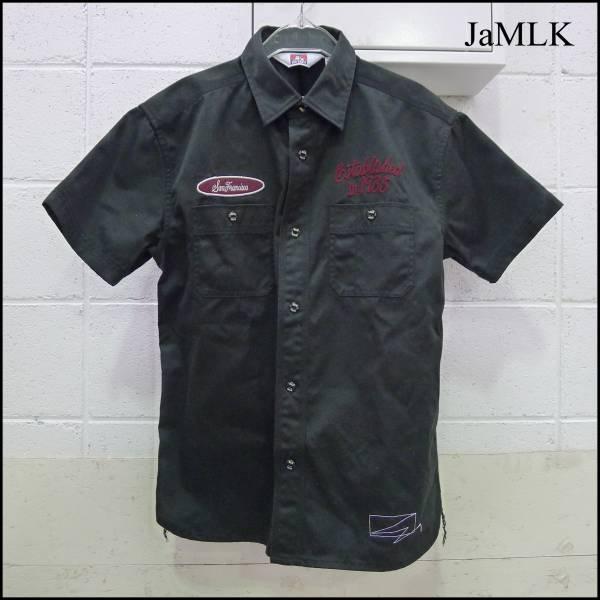 石川県のブランド衣類の買取ならリサイクルショップ ジャムルまで。KBEN DAVIS ワークシャツ ベンデイビス
